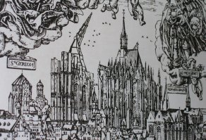 Der Dom um 1531