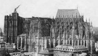 Der Dom anno 1853