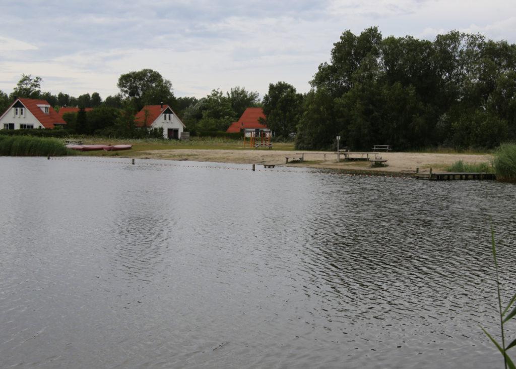 Blick in den Landal-Park
