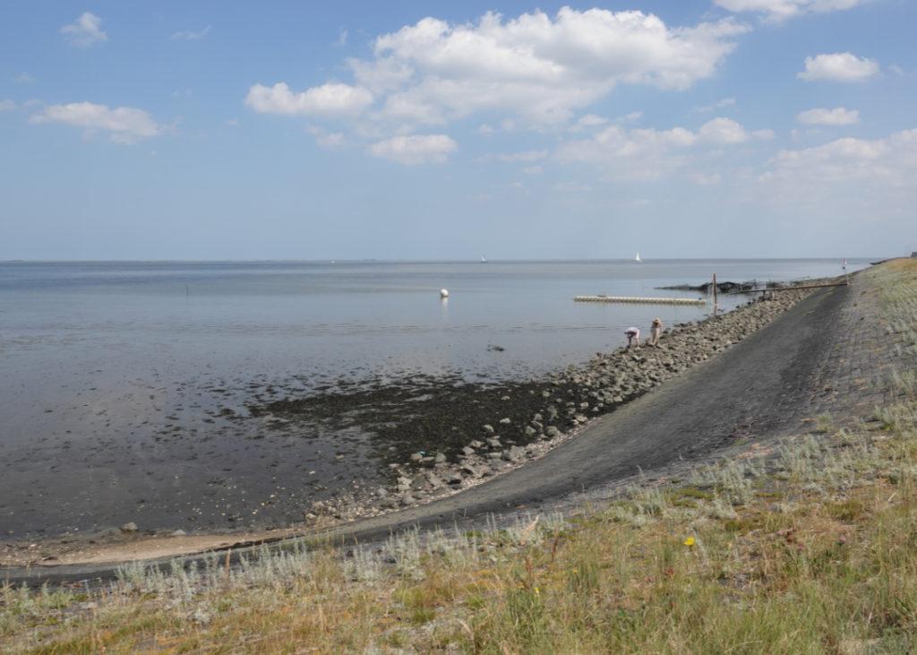 Nordsee in Friesland